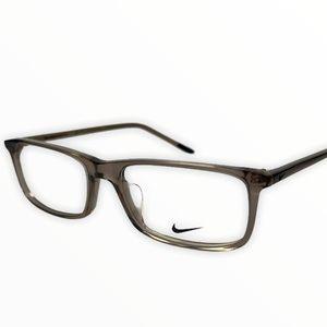 Nike Men's Eyeglasses 7252 216 Clear Brown